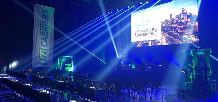Konference společnosti Unicarriers
